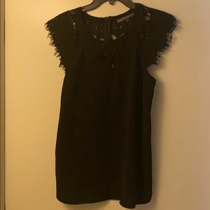 Brixon Ivy Top Stitch Fix NWOT Black
